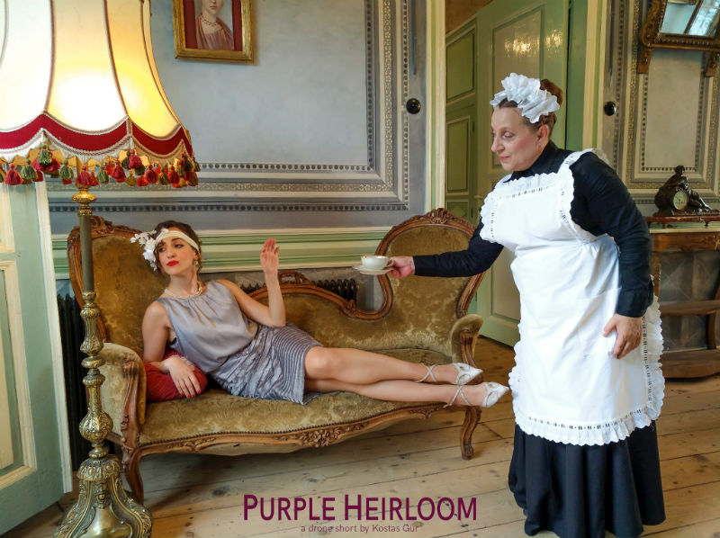 Purple Heirloom, η νέα